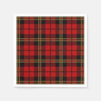 Clan Brodie Tartan Papierserviette