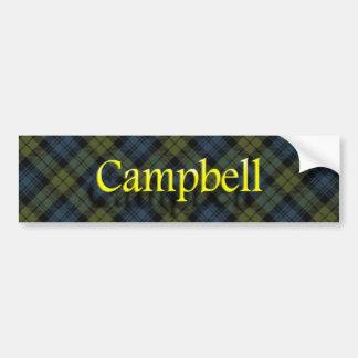 Clan-CampbellScottish Autoaufkleber
