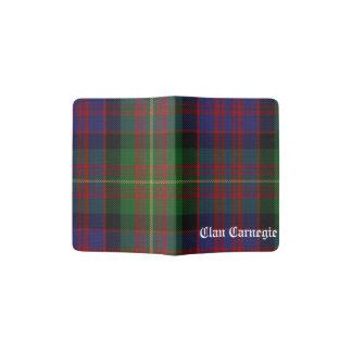 Clan-Carnegietartan-Pass-Halter Passhülle