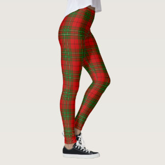 Clan Comyn Tartan-Muster Leggings