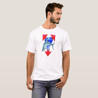 Clan-Diamant-Haifisch T-Shirt