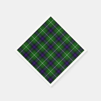 Clan-Donald Macdonald Tartan Serviette