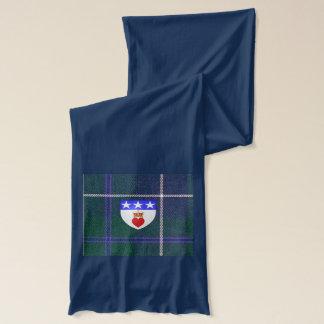 Clan-Douglas-Blau-Schal Schal