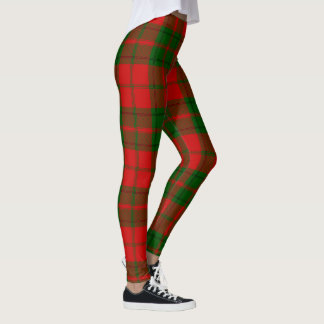 Clan Drummond Tartan Leggings