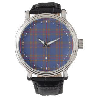 Clan-EliotTartan Uhren