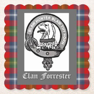 Clan Forrester Wappen Untersetzer