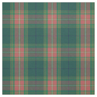 Clan Gallagher irischer Tartan-kariertes Gewebe Stoff