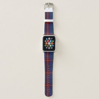Clan Glenn kariertes Apple Uhrenarmband Apple Watch Armband