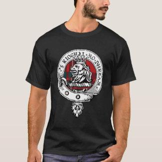 Clan Gregor Abzeichentartan-Shirt T-Shirt