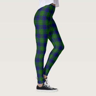 Clan-JohnstonTartan Leggings