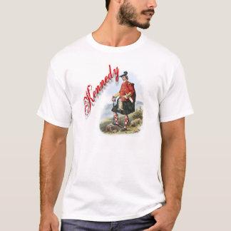 Clan-Kennedyschottisches TraumShirt T-Shirt