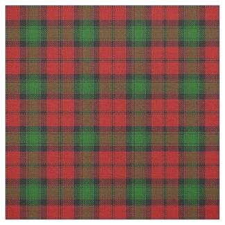 Clan Kerr schottischer Tartan-kariertes Gewebe Stoff