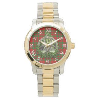 Clan Livingstone Tartan Uhren