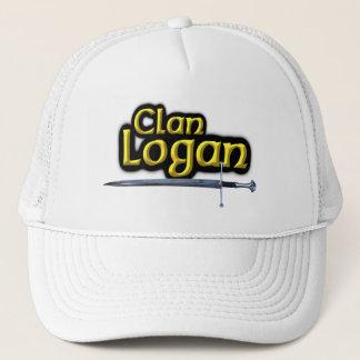 Clan-Loganscottish-Inspiration Truckerkappe