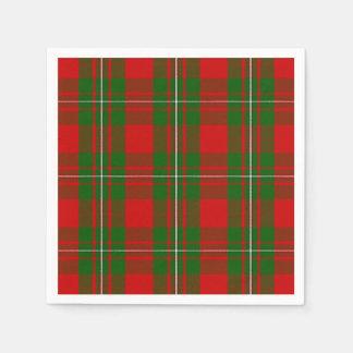 Clan MacGregor Tartan Papierserviette