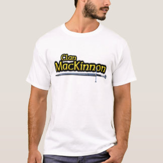 Clan MacKinnon inspirierter Scottish T-Shirt