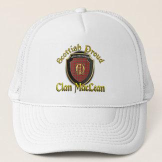 Clan MacLean schottische Dynastie-Kappe Truckerkappe