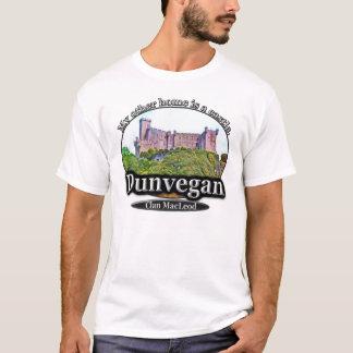 Clan MacLeod Dunvegan Schloss Schottland T-Shirt