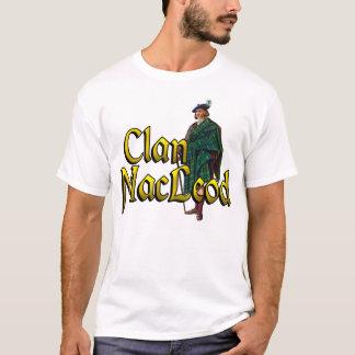 Clan MacLeod Hochland-Spiele T-Shirt