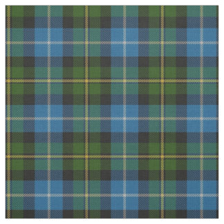 Clan MacNeil schottischer Tartan-kariertes Gewebe Stoff