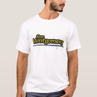 Clan-Montgomery inspirierter Scottish T-Shirt