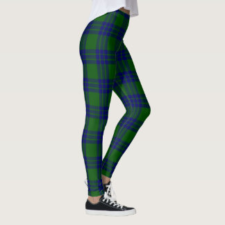 Clan-MontgomeryTartan Leggings