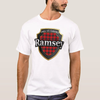 Clan Ramsey Schottland Tartan-Dynastie T-Shirt