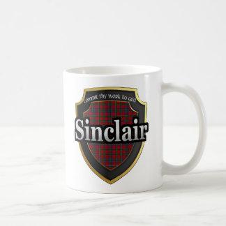 Clan Sinclair schottische Kaffeetasse