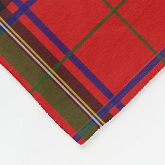 Clan-Stewarttartan-Muster-Fleece-Decke Fleecedecke