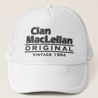 Clan Vintages MacLellan fertigen Ihr Birthyear Truckerkappe