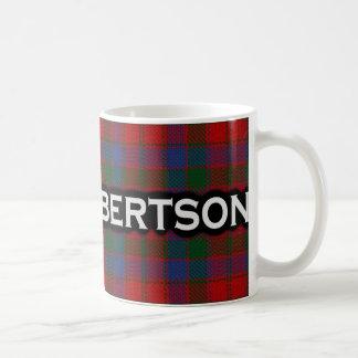 ClanRobertsonTartanScottish Kaffeetasse