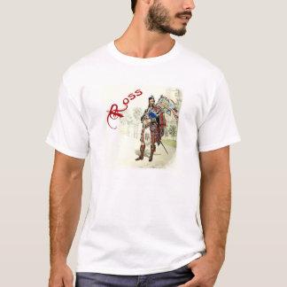 Clanross-Art2 Scottish-Shirt T-Shirt