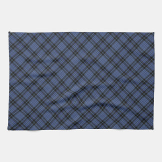 Clantartan-Geschirrtuch Clarks schottisches Handtuch