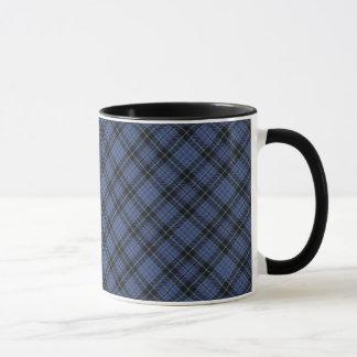 Clantartan-Tasse Clarks schottische Tasse