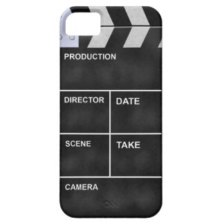 Clapperboard Kino iPhone 5 Schutzhülle
