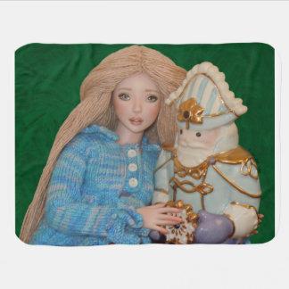 Clara und der Nussknacker Kinderwagendecke