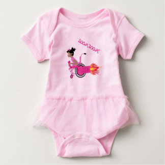 "ClaraBelle ""RocketChair"" Baby-Strampler Baby Strampler"