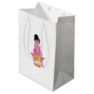 ClaraBelle u. Ford-Geschenk-Tasche - Medium Mittlere Geschenktüte