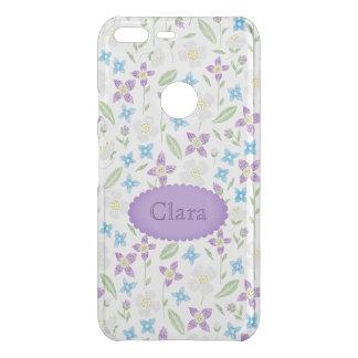 Claras hübsche Blumen Uncommon Google Pixel XL Hülle