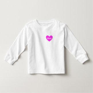 Clare Kleinkind T-shirt