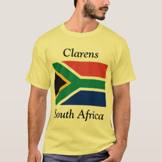 Clarens, freier Staat, Südafrika T-Shirt
