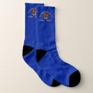 Clark County Nevada Feuerwehr Socken