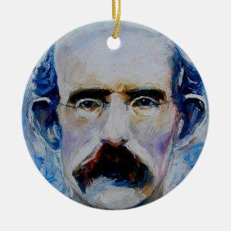 Clarke Keramik Ornament