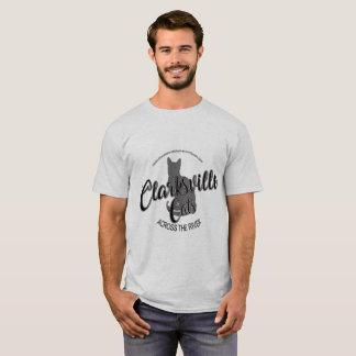 Clarksville Katzen über dem Shirt der Fluss-Männer