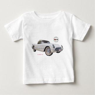 Classic_1954_Corvette_Texturized Baby T-shirt