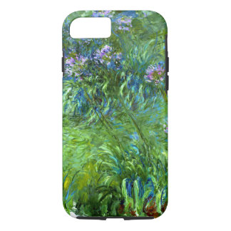 Claude Monet: Agapanthus iPhone 7 Hülle