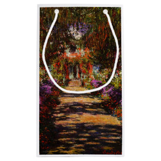 Claude Monet-Bahn in Monets Garten bei Giverny Kleine Geschenktüte