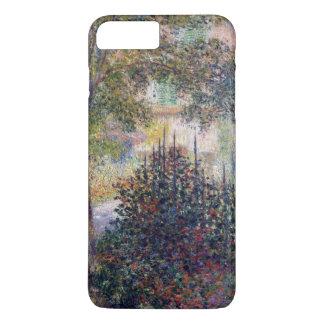 Claude Monet Camille im Garten in Argenteuil iPhone 8 Plus/7 Plus Hülle