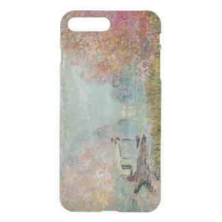 Claude Monet | das Boots-Studio auf der Seine, iPhone 8 Plus/7 Plus Hülle