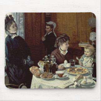 Claude Monet | das Frühstück Mousepads